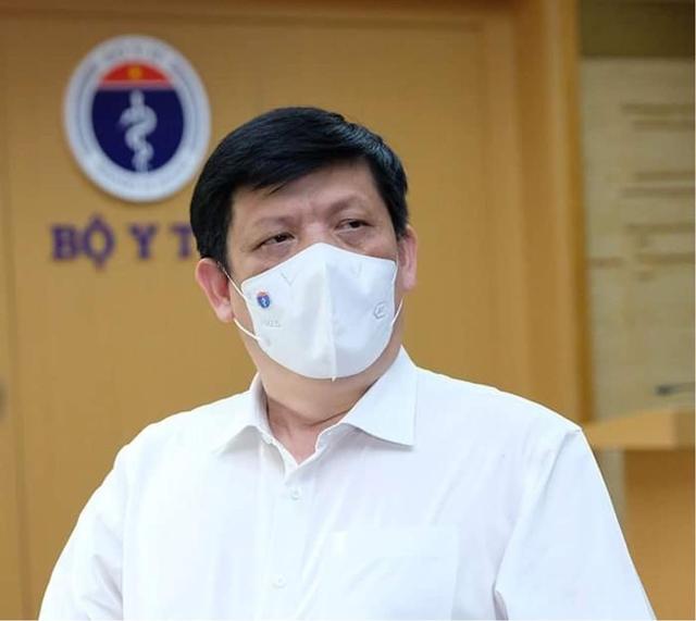 Bộ trưởng Bộ Y tế: Lực lượng y tế đã quyết tâm thực hiện tốt sứ mệnh và trọng trách của người thầy thuốc - Ảnh 1.