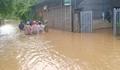 Thừa Thiên Huế mưa lớn kéo dài, ngập lụt nhiều nơi