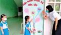 Để trẻ mầm non đến trường an toàn trong dịch COVID-19