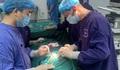 Phục hồi xương gò má và xương hàm cho cụ ông 87 tuổi
