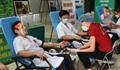 Hàng trăm Thầy thuốc hiến máu cứu bệnh nhân giữa đại dịch
