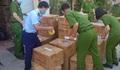 Hà Nội: Tạm giữ gần 4 tấn mỹ phẩm có dấu hiệu nhập lậu