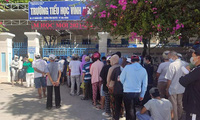 Khánh Hòa: Kiểm điểm cá nhân để xảy ra tập trung đông người khi tiêm vaccine