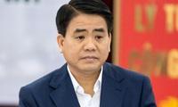 Truy tố ông Nguyễn Đức Chung và đồng phạm trong vụ mua chế phẩm Redoxy-3C
