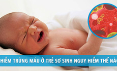 Phòng tránh nhiễm trùng ở trẻ sơ sinh