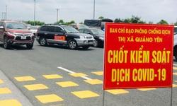 Quảng Ninh hướng dẫn người dân tại 4 vùng 'xanh, đỏ, cam, vàng' khi vào tỉnh
