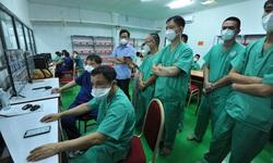 GS.TS Phạm Như Hiệp: BV Trung ương Huế sẽ ở lại TP HCM hỗ trợ điều trị bệnh nhân COVID-19