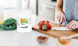 Chủ động chăm sóc sức khỏe với protein thực vật bán chạy thế giới