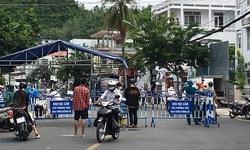 Xuất hiện ổ dịch mới, Nha Trang phong tỏa 1 phường