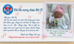 Dòng nhắn nhủ yêu thương gửi sản phụ mắc COVID-19 nặng và phép màu khiến cả bệnh viện 'vỡ òa'