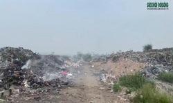 Bắc Ninh: Dân bị 'hun khói' vì nạn đốt trộm rác thải công nghiệp
