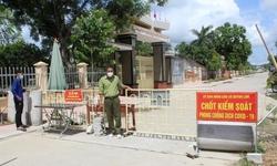 Nghệ An: Cách ly toàn bộ huyện Quỳnh Lưu theo Chỉ thị 16 từ 0h ngày 31/7