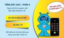 TP.HCM: 120 tình nguyện viên sẵn sàng tiếp nhận, hỗ trợ thông tin an sinh xã hội.