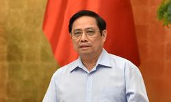 """Thủ tướng Phạm Minh Chính: """"Chúng ta đã hi sinh để giãn cách, phong tỏa thì dứt khoát kiểm soát được tình hình"""""""