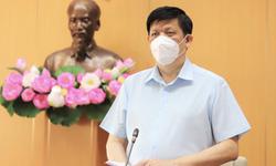 Bộ trưởng Bộ Y tế: Chiến lược giảm tải điều trị, giảm tối đa tử vong