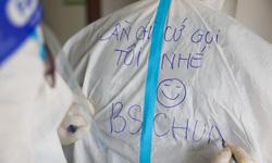 Thư Sài Gòn (số 22): Những dòng thư viết vội từ bệnh viện Hồi sức COVID-19