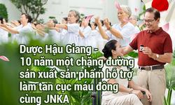 Giải pháp hỗ trợ phòng ngừa đột quỵ đến từ hiệp hội JNKA