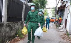 Gần 500.000 túi quà an sinh đến với bà con vùng dịch TP.HCM