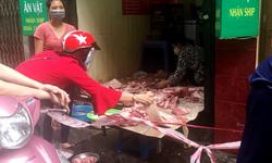 Vì sao giá thịt lợn hơi giảm nhưng ngoài chợ vẫn cao?