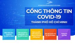 TP.HCM ra mắt Cổng thông tin COVID-19