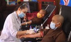 Phật giáo Hà Nam hiến máu vì miền Nam ruột thịt