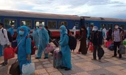 700 người Yên Bái mắc kẹt ở vùng dịch sẽ được đón về bằng tàu hỏa