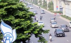 Đường phố Hà Nội nhộn nhịp trước giờ hết giãn cách