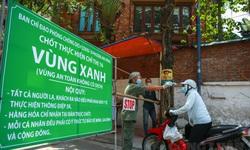 Nóng: Hà Nội tiếp tục giãn cách xã hội đến 6h ngày 23/8
