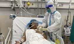 3 bệnh viện tức tốc mổ lấy thai, đặt ECMO cứu sản phụ mắc COVID-19 nguy kịch