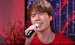 Ca sĩ Đức Trung, giọng hát hay Hà Nội gửi tình yêu vào Sài Gòn