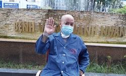 Bệnh nhân COVID-19 can thiệp ECMO đầu tiên do Y tế Hà Nội điều trị được ra viện
