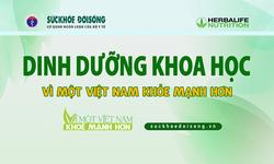 15h ngày 20/9, phát sóng số đầu tiên chương trình 'Dinh dưỡng khoa học - Vì một Việt Nam khỏe mạnh hơn'