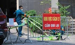 12 người ở Hà Nội phát hiện mắc COVID-19 trong ngày