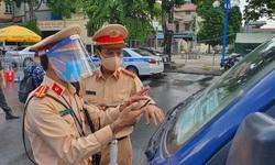 Hà Nội: Phạt hơn 1.500 người vi phạm phòng, chống dịch ngày đầu nghỉ lễ