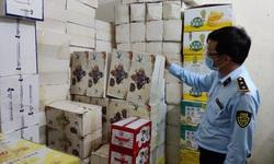 Thu giữ hơn 43.000 bánh Trung thu 'ngoại' không hoá đơn