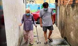 Cụ bà 92 tuổi có nhiều bệnh nền chiến thắng COVID-19