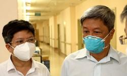 Thứ trưởng Bộ Y tế: 'Chúng ta đã làm tốt giờ phải làm tốt hơn nữa để giúp bệnh nhân sớm về đoàn tụ với gia đình'