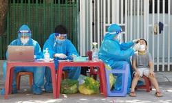 Số xã, phường 'vùng xanh' Nha Trang giảm sau nới lỏng giãn cách xã hội