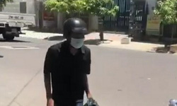 Ra đường không lý do chính đáng, công nhân Trần Văn Em bị phạt 2 triệu đồng