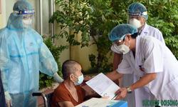 Nhiều bệnh nhân COVID-19 nặng, nguy kịch đã được Bệnh viện HNĐK Nghệ An cứu sống