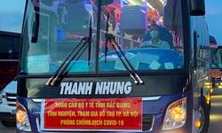 Đáp lại ân tình, Bắc Giang nhanh chóng cử hơn 800 nhân viên y tế hỗ trợ thủ đô chống dịch
