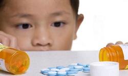Trẻ 2 tuổi nhập viện cấp cứu sau khi nhai 3 viên thuốc ngủ