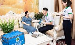 """""""Lấy mẫu xét nghiệm tại nhà"""" - Giải pháp chủ động phòng bệnh từ sớm"""