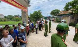 Nghệ An: Bắt được đối tượng nổ súng làm hai người tử vong