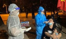 Hà Tĩnh: Triển khai các điểm xét nghiệm SARS-CoV-2 bằng test nhanh kháng nguyên