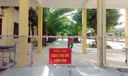 Bệnh viện Dã chiến số 1 Nghệ An chính thức đi vào hoạt động