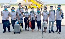 60 thầy thuốc Nghệ An tình nguyện lên đường vào TP. Hồ Chí Minh