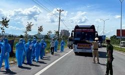 Nghệ An và Hà Tĩnh sẵn sàng đón công dân ở các tỉnh phía Nam trở về