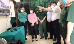 Thứ trưởng Bộ Y tế Đỗ Xuân Tuyên: Tuyệt đối không để lây nhiễm chéo trong khu cách ly tập trung