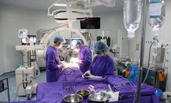 Quảng Ninh: Phẫu thuật thành công ca bệnh dập nát đốt sống ngực